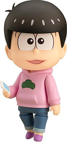 Image for Osomatsu-san - Matsuno Todomatsu - Nendoroid #649 (Orange Rouge)