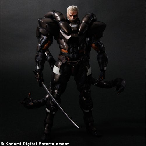 Image 3 for Metal Gear Solid 2 - Solidus Snake - Play Arts Kai (Square Enix)