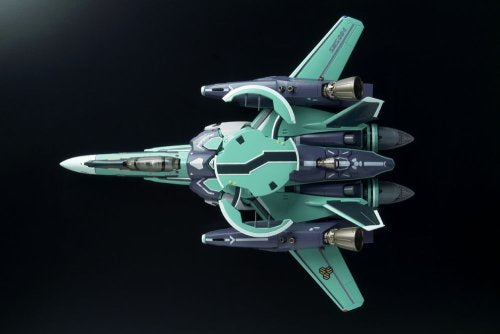 Image 9 for Macross Frontier - RVF-25 Super Messiah Valkyrie (Luca Angelloni Custom) - DX Chogokin - 1/60 (Bandai)