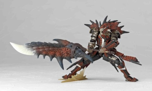 Image 6 for Monster Hunter - Hunter - Revoltech #123 (Kaiyodo, Union Creative International Ltd)