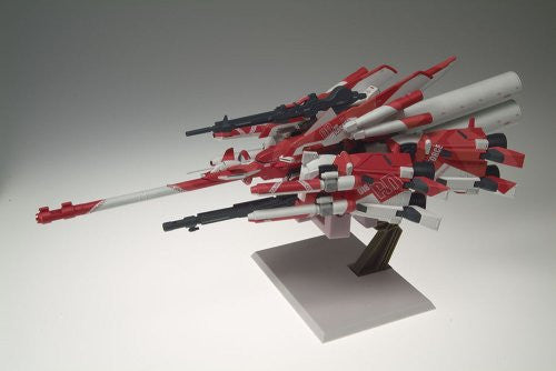 "Image 2 for Gundam Sentinel - MSZ-006A1 Zeta Plus A1 - MSZ-006C1 Ζeta Plus C1 - MSZ-006C1[bst] Zeta Plus C1 ""Hummingbird"" - Gundam Fix Figuration Metal Composite 1005 - 1/100 - Red ver. (Bandai)"
