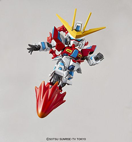 Image 4 for Gundam Build Fighters Try - TBG-011B Try Burning Gundam - SD Gundam EX-Standard 11 (Bandai)