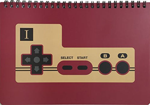 Famicom Ring Notebook - Controller