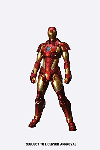 Image 1 for Iron Man - RE:EDIT 01 - Bleeding Edge Armor (Sentinel)