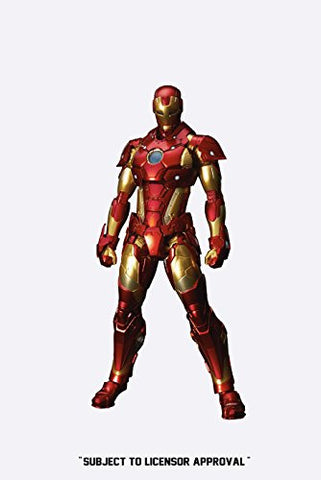 Image for Iron Man - RE:EDIT 01 - Bleeding Edge Armor (Sentinel)