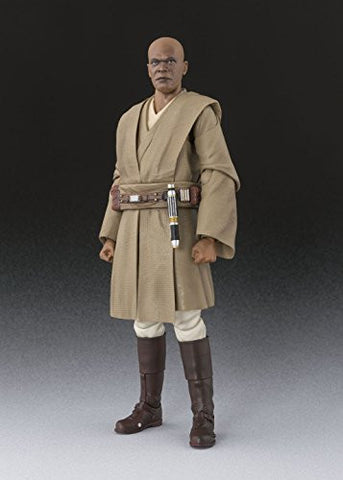Image for Star Wars - Mace Windu - S.H.Figuarts (Bandai)