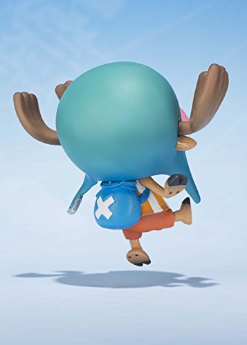 Image 3 for One Piece - Tony Tony Chopper - Figuarts ZERO - -5th Anniversary Edition-, The New World (Bandai)