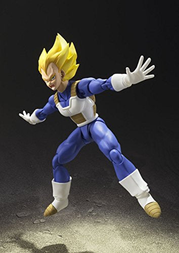 Image 2 for Dragon Ball Z - Vegeta SSJ - S.H.Figuarts (Bandai)