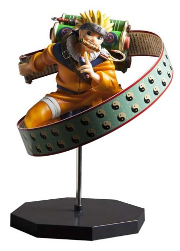 Image 2 for Naruto - Uzumaki Naruto - Door Painting Collection Figure - 1/7 (Plex)