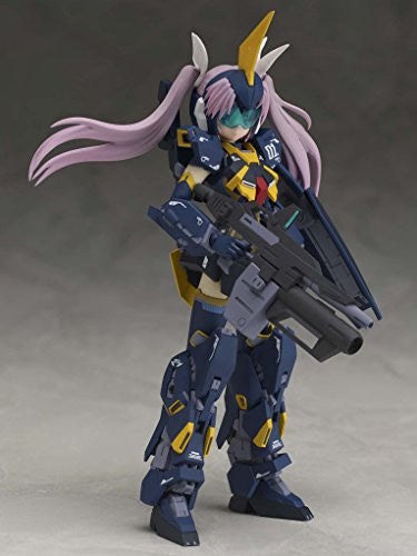 Image 17 for Kidou Senshi Z Gundam - RX-178 Gundam Mk-II - RMS-154 Barzam - A.G.P. - MS Girl - Titans Specification (Bandai)