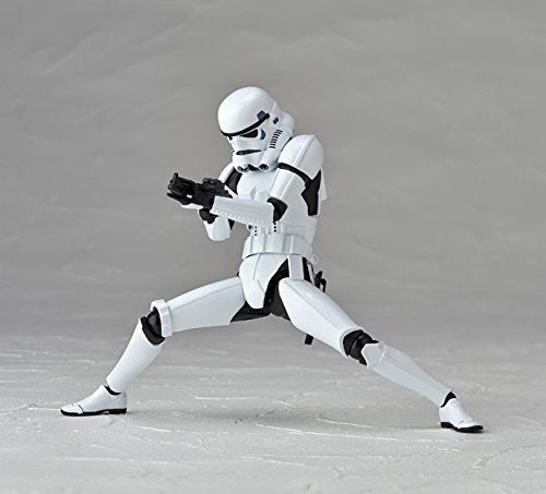Image 4 for Star Wars - Stormtrooper - Revoltech - Star Wars: Revo No.002 (Kaiyodo)