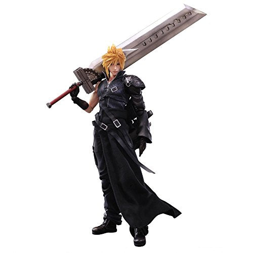 Image 1 for Final Fantasy VII: Advent Children - Cloud Strife - Play Arts Kai (Square Enix)