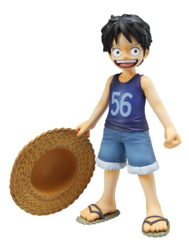 Image 4 for One Piece - Monkey D. Luffy - Portrait Of Pirates MILD - Excellent Model - 1/8 - CB-EX Brothers Bond (MegaHouse)