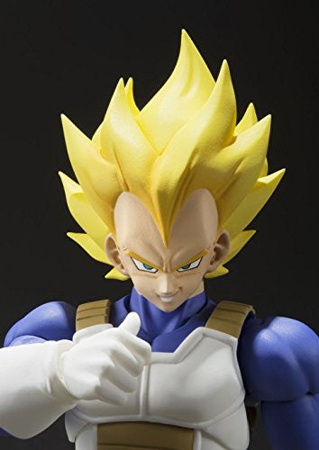Image 5 for Dragon Ball Z - Vegeta SSJ - S.H.Figuarts (Bandai)