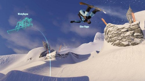 Image 5 for SSX (EA Best Hits)
