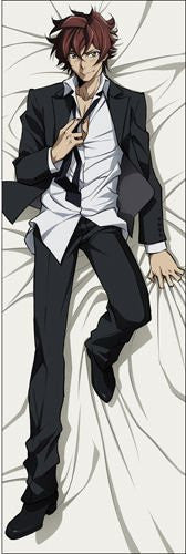 Image 2 for The Unlimited - Hyoubu Kyousuke - Hinomiya Andy - Dakimakura Cover (Cospa)