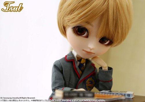 Image 6 for Isul I-931 - Pullip (Line) - Cedric - 1/6 - Groove Presents School Diary Series (Groove)