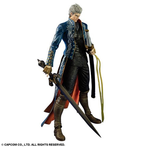 Image for Devil May Cry 3 - Vergil Sparda - Play Arts Kai (Square Enix)