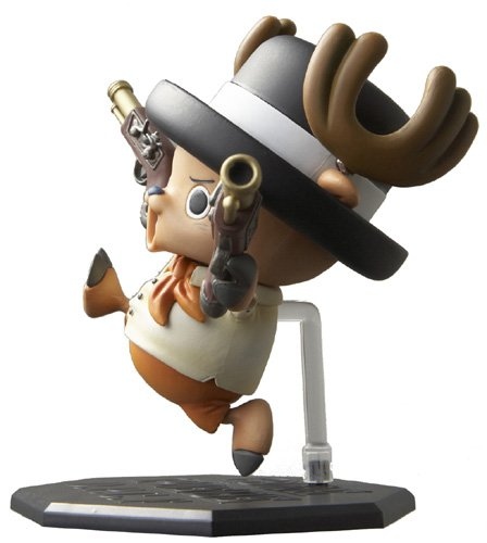 Image 6 for One Piece - Tony Tony Chopper - Door Painting Collection Figure - Western ver. (Plex)