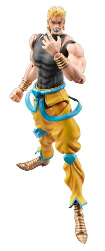 Image 1 for Jojo no Kimyou na Bouken - Stardust Crusaders - Dio Brando - Super Action Statue #18 - Awakening Ver. (Medicos Entertainment)