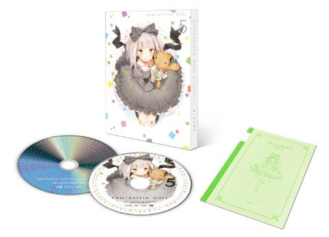 Image for Fantasista Doll Vol.5 [Blu-ray+CD]