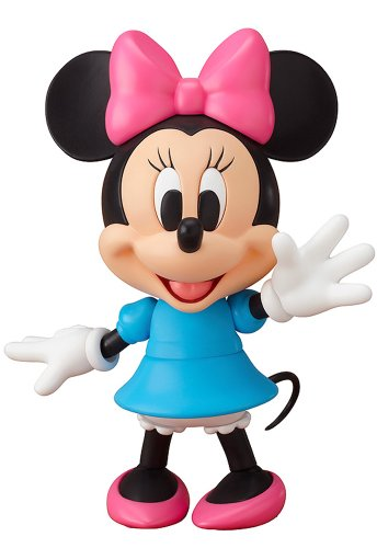 Image 1 for Mickey Mouse - Chip - Dale - Minnie Mouse - Nendoroid #232 (Good Smile Company)