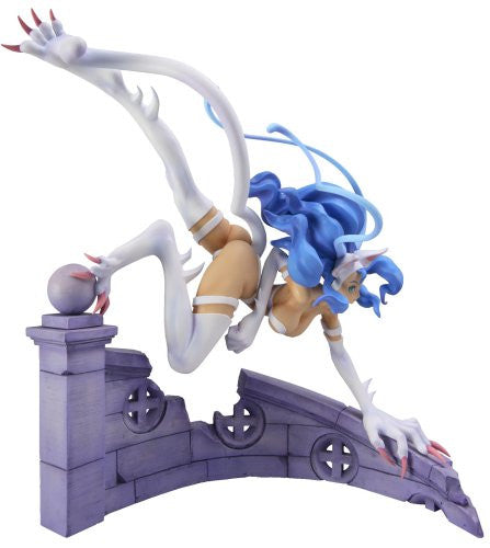 Image 3 for Vampire - Felicia - Excellent Model - CAPCOMANIAX 2 - 1/8 (MegaHouse)