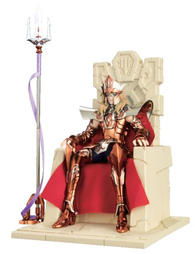 Image 1 for Saint Seiya - Kaiou Poseidon - Saint Cloth Myth - Myth Cloth - OCE - Original Color Edition, Royal Ornament Edition (Bandai)