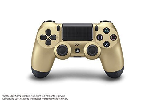 Image 1 for Dual Shock 4 (Gold)