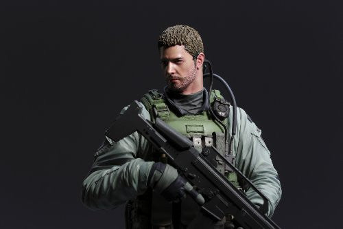 Image 5 for Biohazard 6 - Chris Redfield - Capcom Figure Builder Creator's Model (Cafe Reo, Capcom)