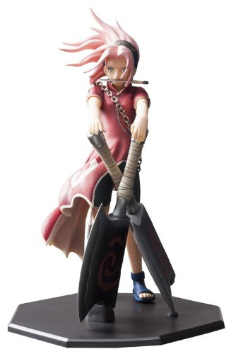 Image 2 for Naruto - Haruno Sakura - Door Painting Collection Figure - 1/7 (Plex)
