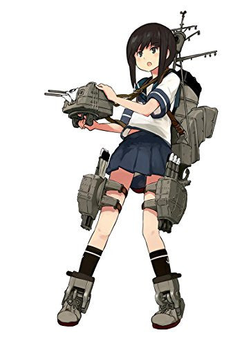 Image 1 for Kantai Collection ~Kan Colle~ - Fubuki - 25 - 1/700 (Aoshima, Tamiya)