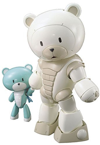 Image 4 for Gundam Build Fighters Try - Beargguy F (Family) - HGBF #021 - 1/144 (Bandai)