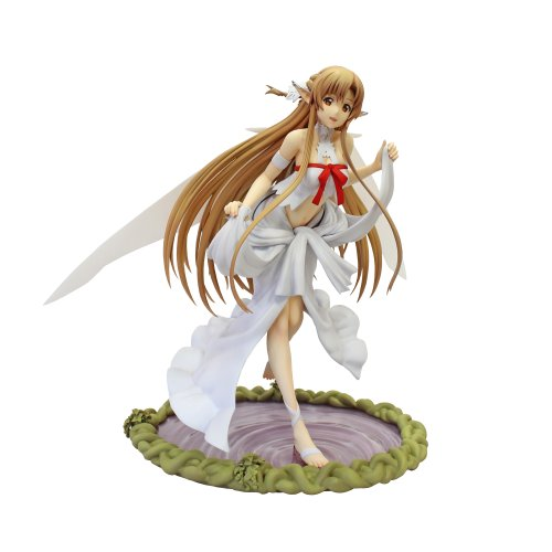 Image 1 for Sword Art Online - Asuna - 1/7 - Titania ver. (PLUM)