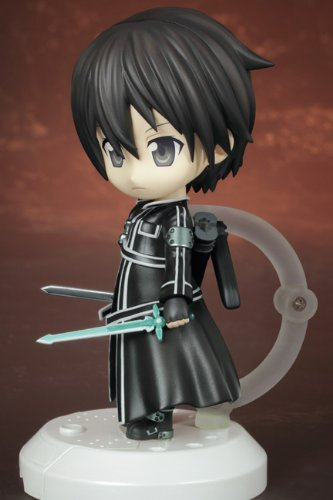 Image 11 for Sword Art Online - Kirito - Nanorich - Voice Collection (Griffon Enterprises)