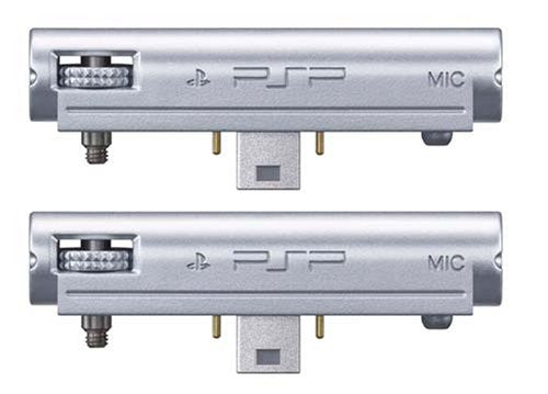 Image 1 for PSP Microphone (Twin Pack)