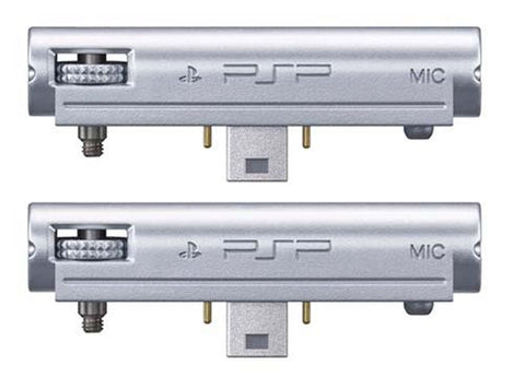 Image for PSP Microphone (Twin Pack)