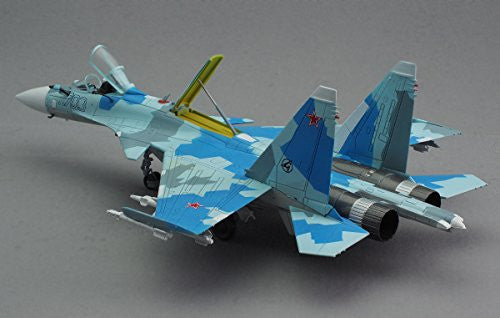 Image 5 for GiMIX Aircraft Series - AC602 - Virtual JASDF/Russian Air Force Su-27M - 1/144 (Tomytec)