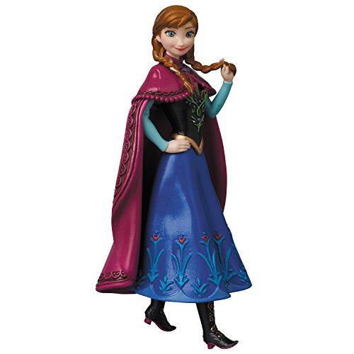Image 1 for Frozen - Anna - Ultra Detail Figure No.257 (Medicom Toy)