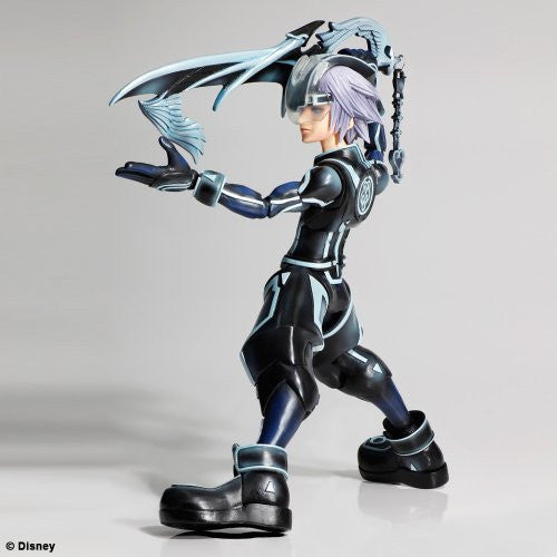 Image 5 for Kingdom Hearts 3D: Dream Drop Distance - Riku - Play Arts Kai - TRON: Legacy (Square Enix)