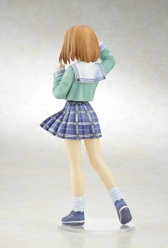 Image 4 for Sister Princess - Kaho - 4-Leaves Legend Girls - 1/7 - School Uniform ver. (Kotobukiya)