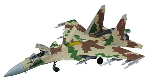 Image 1 for GiMIX Aircraft Series - AC603 - Russian Air Force Su-27M - 1/144 - Flanker E1 (Tomytec)