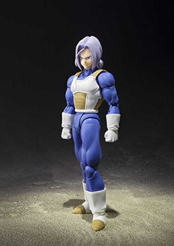 Image 2 for Dragon Ball Z - Future Trunks - Future Trunks SSJ - S.H.Figuarts (Bandai)