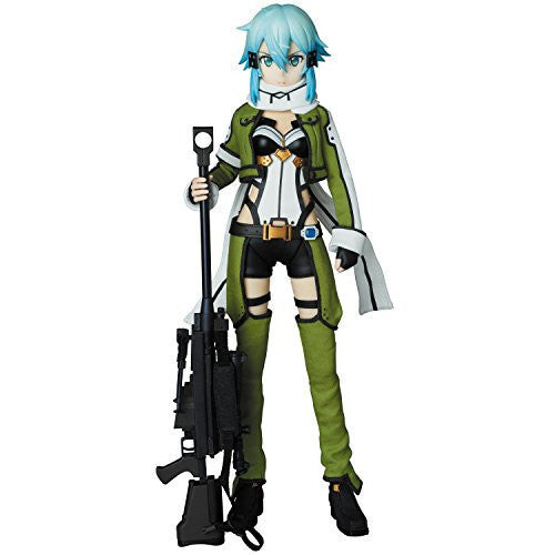 Sword Art Online II - Sinon - Real Action Heroes #698 (Medicom Toy)