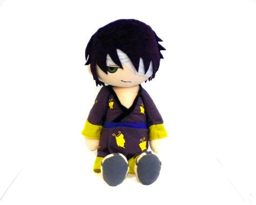 Image 1 for Gintama - Takasugi Shinsuke - Kuttari Cushion (Bandai, Sunrise)