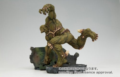 Image 8 for The Incredible Hulk Movie - Abomination - Fine Art Statue - Movie Ver. (Kotobukiya)