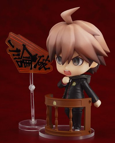 Image 3 for Dangan Ronpa: The Animation - Naegi Makoto - Nendoroid #352 (Good Smile Company)