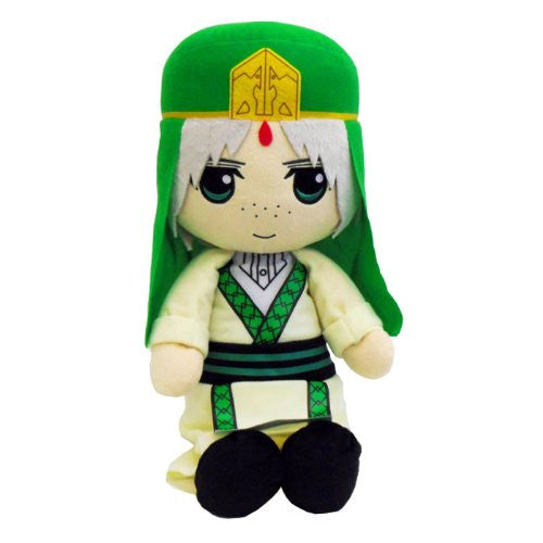 Image 1 for Magi - Labyrinth of Magic - Ja'far - Kuttari Cushion - S (Bandai)