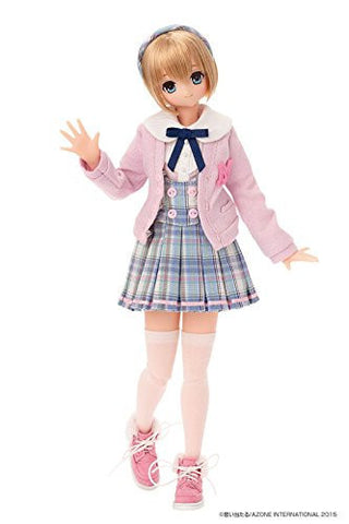 Image for Maya - PureNeemo - SAHRA'S à la mode - 1/6 - Pink!Pink!a・la・mode Blue×Pink, Normal Sales Ver. (Azone)