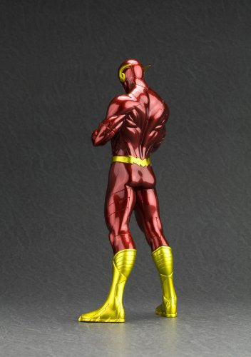 Image 6 for Justice League - Flash - DC Comics New 52 ARTFX+ - 1/10 (Kotobukiya)